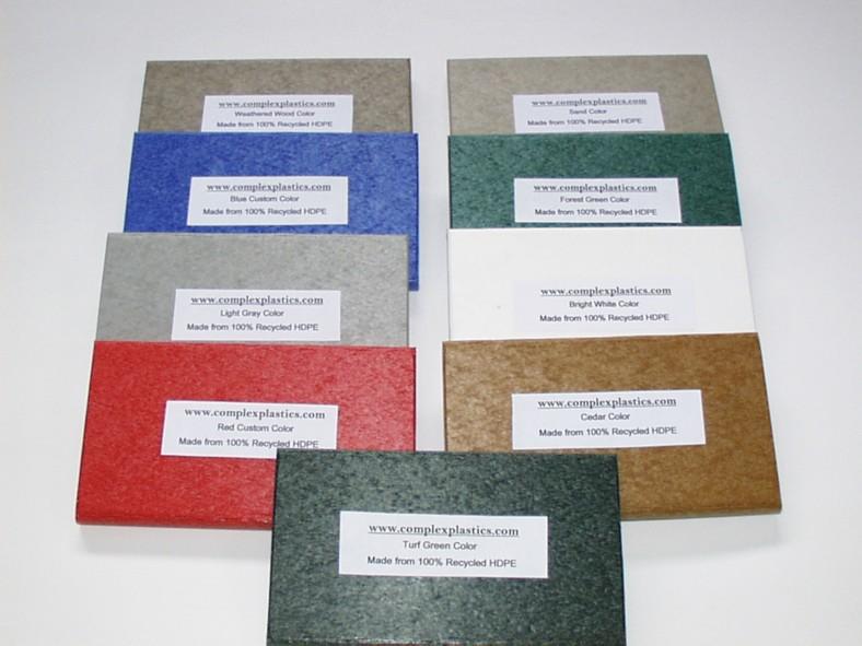 Lumber Plastic Beams Posts Panels Profiles Complex