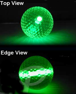 how to make a glow in the dark bowling ball